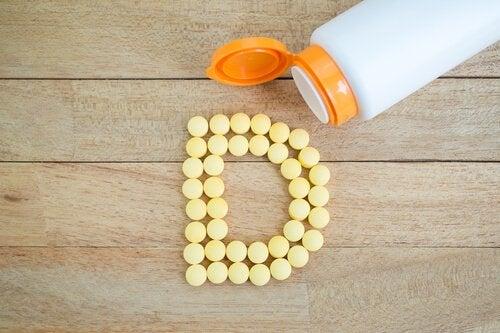 D-vitamiinia hiusten kasvun edistämiseksi