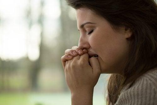 Ahdistus voi olla merkkinä alkavasta sydänkohtauksesta.