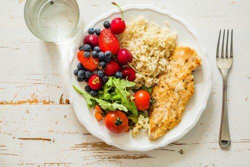 oikea ruokavalio närästyksen hoitoon