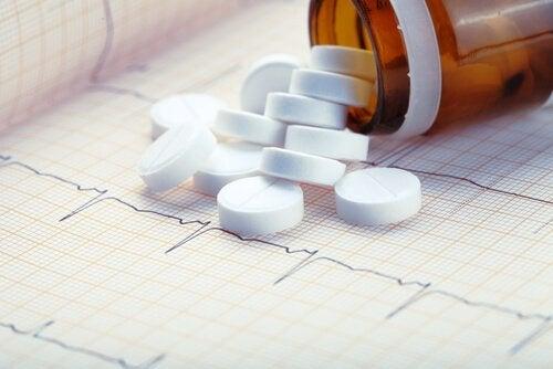 Aspiriinin käytöllä voi olla sivuvaikutuksia.