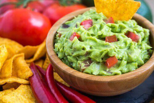 Kokeile tätä guacamole-reseptiä, se on helppo ja herkullinen!