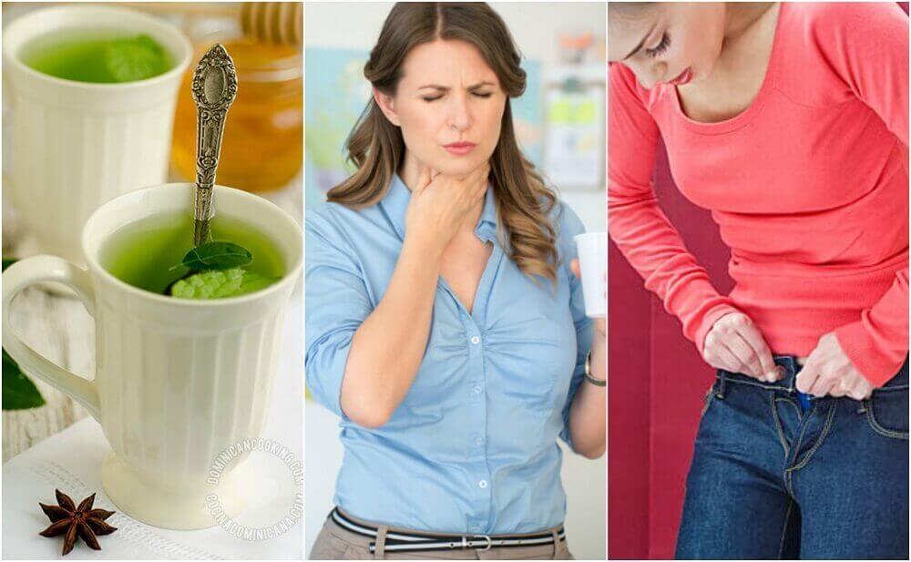8 käytännön vinkkiä happorefluksin estämiseksi