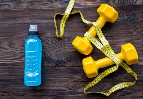 voit juoda vettä useammin kun harrastat liikuntaa