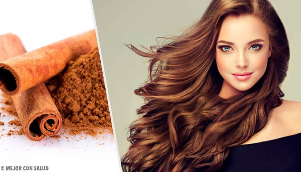 Kanelia voi käyttää myös hiusten vaalentamiseen.