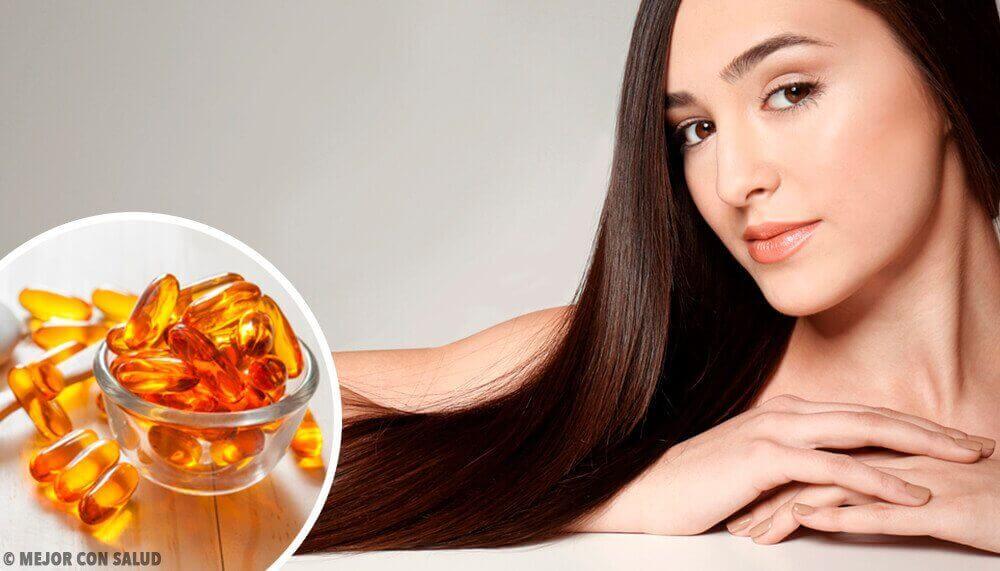 6 tärkeintä vitamiinia hiusten kasvun edistämiseksi