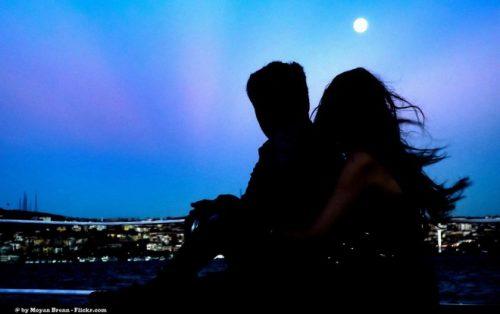 miten kuu vaikuttaa ihmisiin: rakkaus