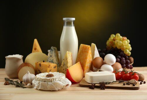maitotuotteet ovat tarpeellista ravinnetta yli 40-vuotiaalle