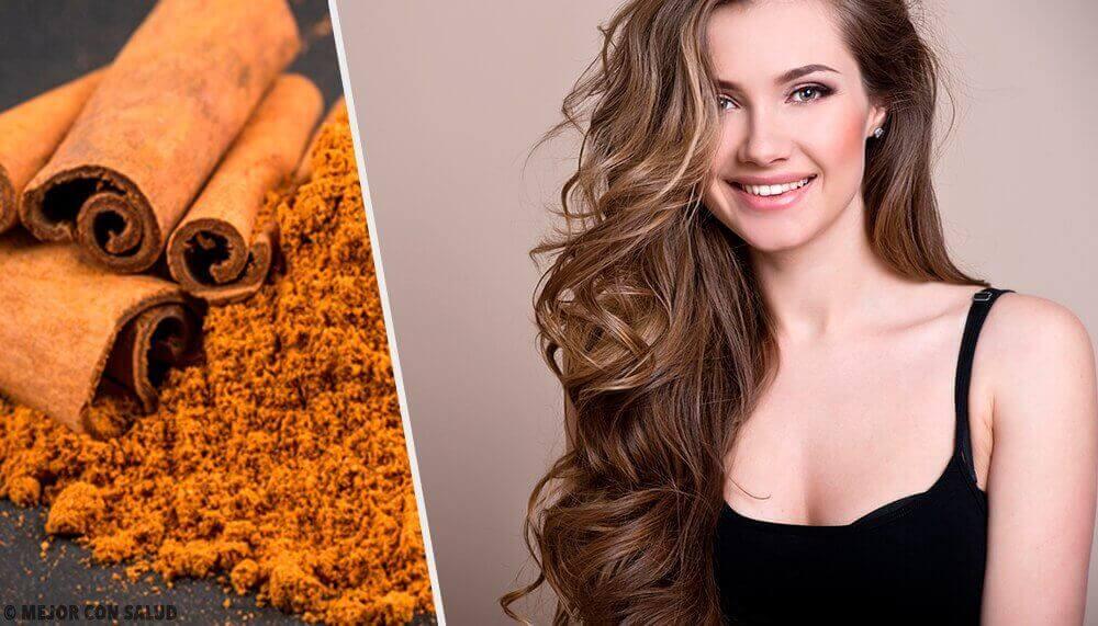 4 hiusnaamiota kanelista, joilla saat kauniit ja terveet hiukset