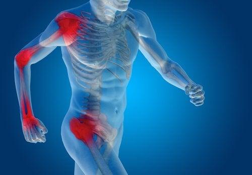 voit ehkäistä nivelten kulumista liikkumalla