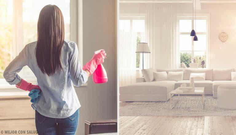 Näin teet kodistasi raikkaan tuoksuisen
