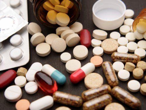 vitamiinit ja lisät