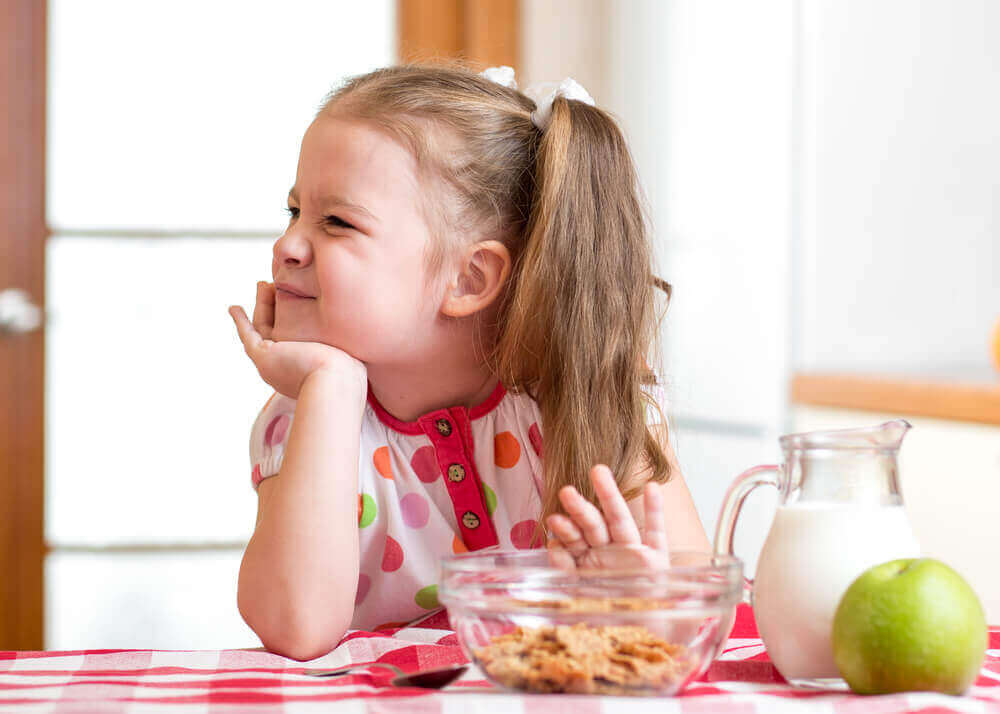 Luontaishoitoja lapsen ruokahaluttomuuteen