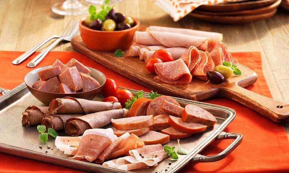 jalostetut lihat