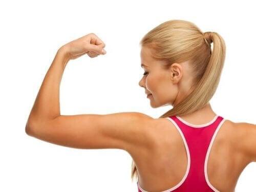 pilateksen loistavia hyötyjä: lihakset
