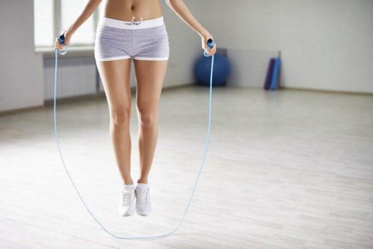 6 aineenvaihduntaa nopeuttavaa liikettä