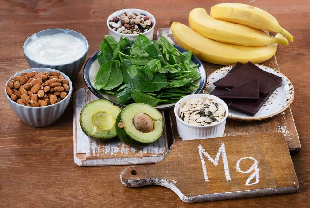 magnesiumin lähteet yli 40-vuotiaalle