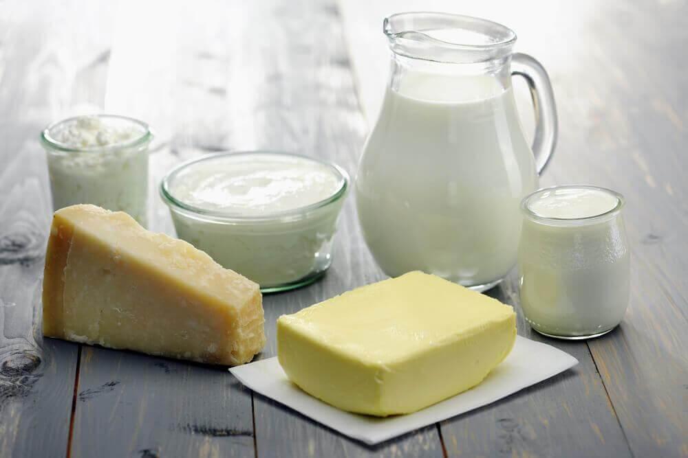 Maito tulisi juoda aina erikseen.