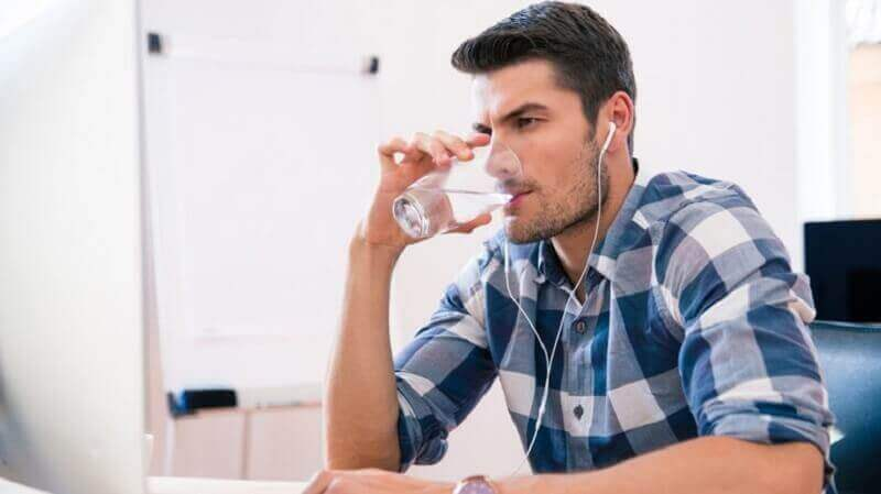 havaitse diabetes: kova jano
