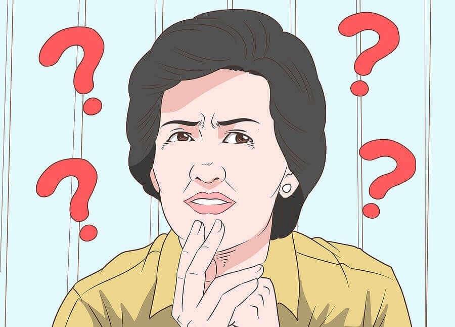 nainen ei muista - Alzheimerin taudin puhkeaminen