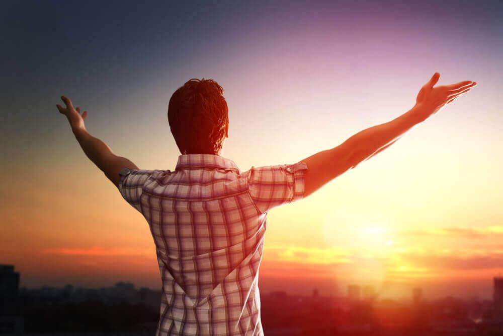 lievitä stressiä ja ahdistusta nauttimalla auringonlaskusta