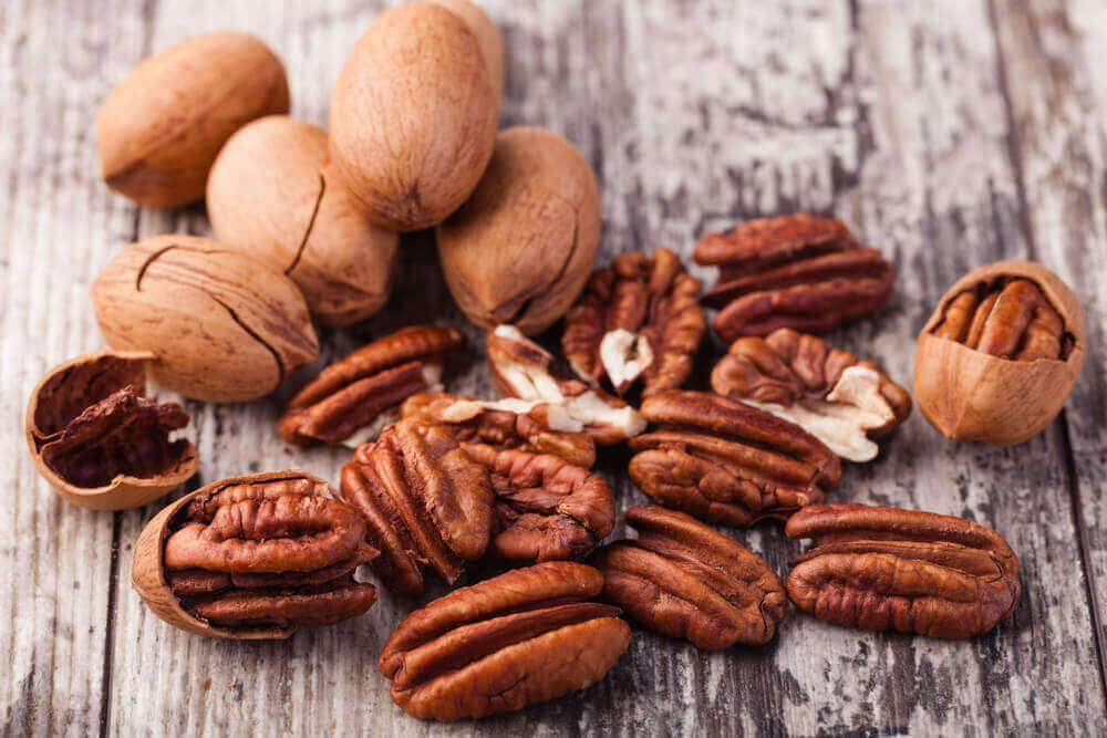 mitkä ovat pähkinöiden hyödyt vatsalle