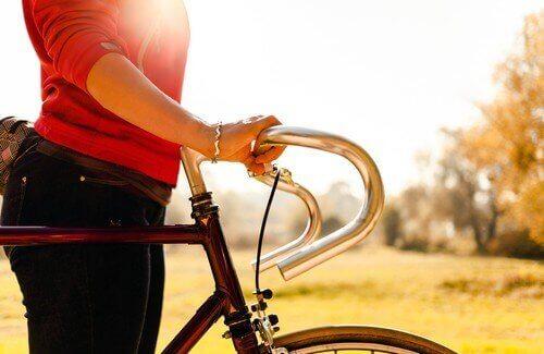 liikunta auttaa pääsemään surullisuudesta eteenpäin