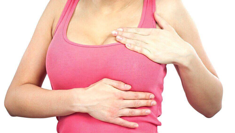 torju rintasyöpää tutkimalla rintasi
