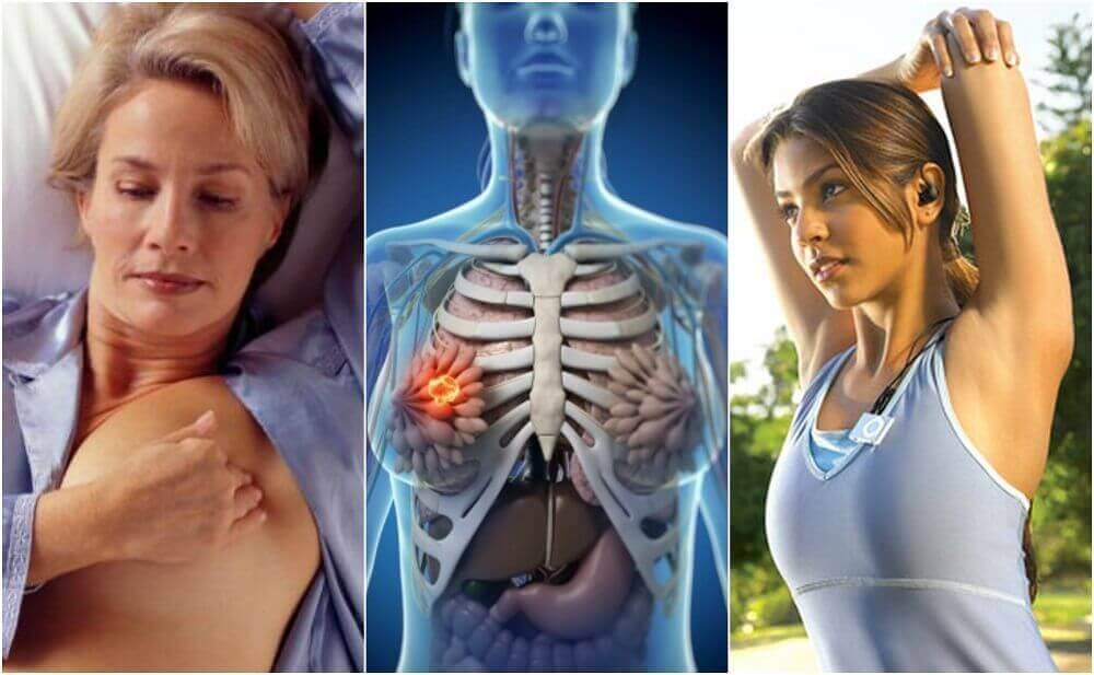 Torju rintasyöpää – 6 suositusta