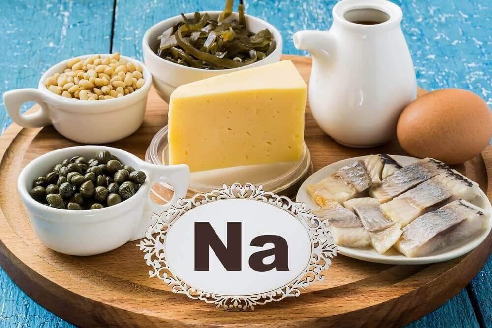 muutoksia nelikymppisen ruokavalioon: vähemmän natriumia