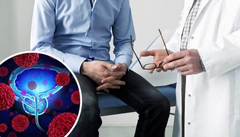 eturauhassyöpä voi aiheuttaa selkäkipua