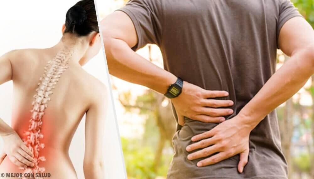 6 selkäkipua aiheuttavaa terveysongelmaa
