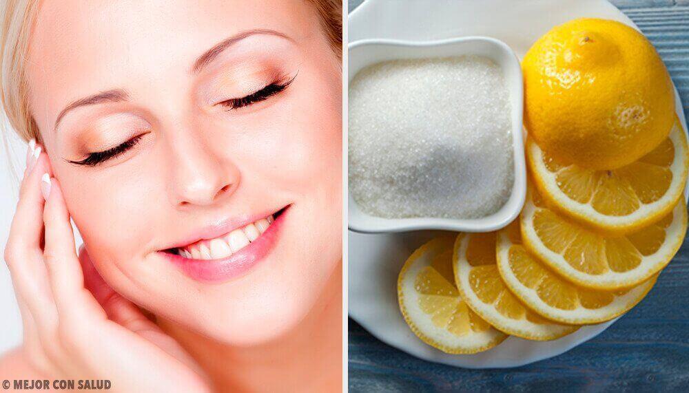 Kuinka käytät sitruunaa saadaksesi kauniin ja terveen ihon