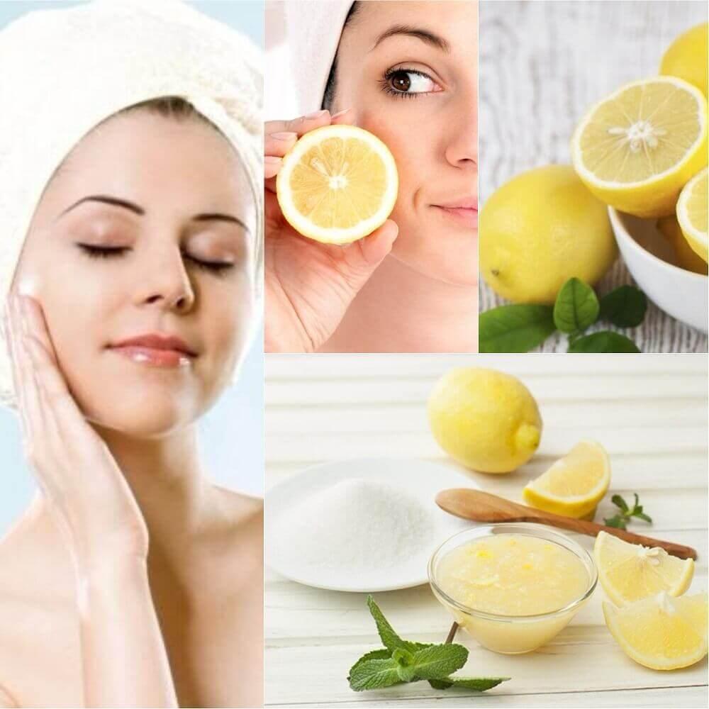6 tapaa käyttää sitruunaa kauneudenhoidossa