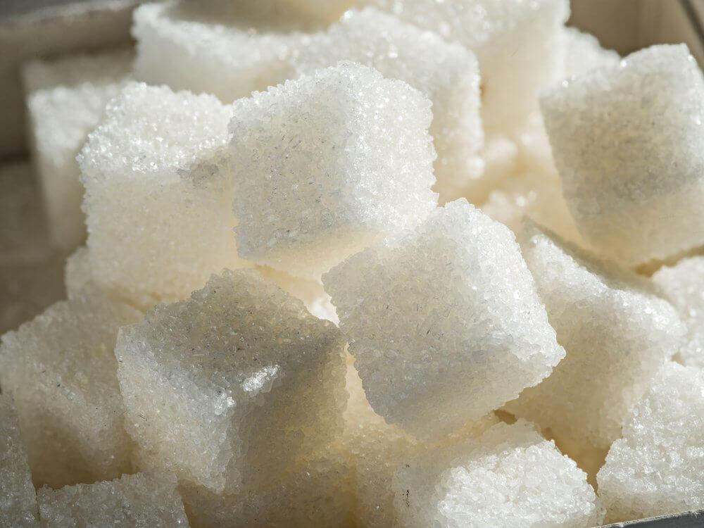 Vältä liiallista sokerin käyttöä.