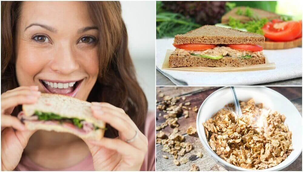 5 terveellistä aamiaista päivän aloittamiseen energisesti