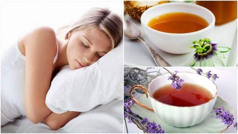 5 teeohjetta, joiden avulla nukut paremmin