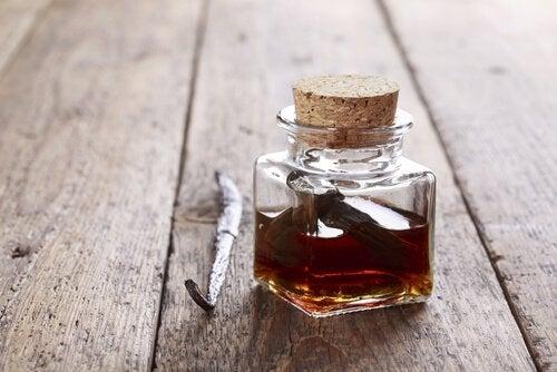 10 tuoksua, jotka karkottavat hyttysiä - vaniljan tuoksu.