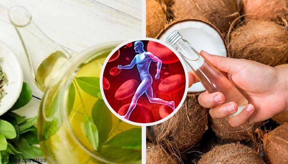 7 luonnollista hoitoa verenkierto-ongelmiin