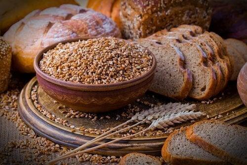 Sappikiviongelman hoitoon suositellaan täysjyväviljatuotteiden syömistä.