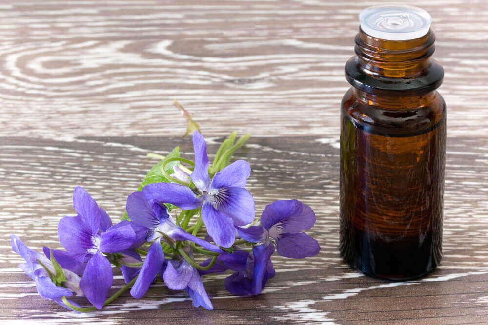 Bachin kukkaterapia auttaa tunneperäisiin ongelmiin.