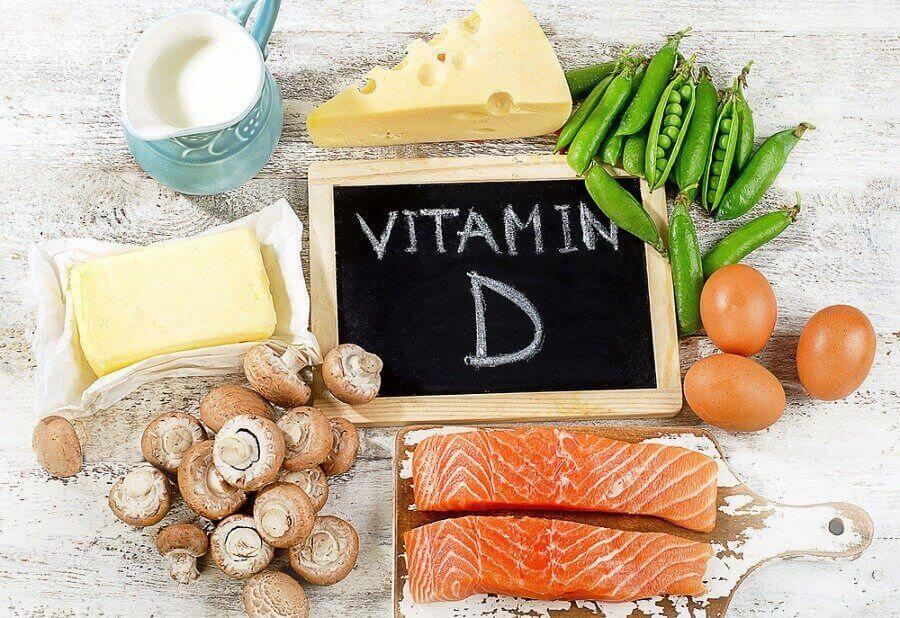 D-vitamiini: luontaishoitoa luukipuun