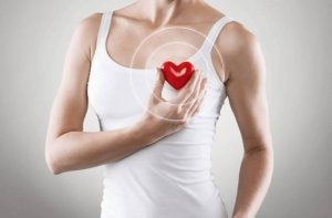 muovinen sydän
