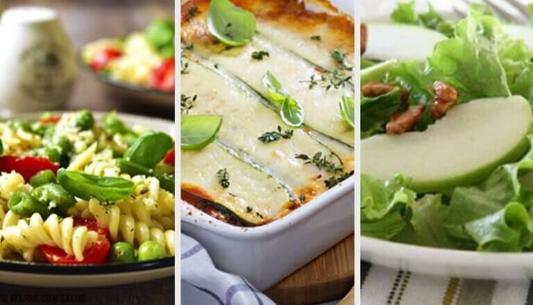 7 herkullista ruokaa, jotka sopivat painonpudottajalle