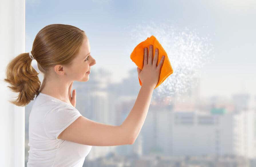 6 vinkkiä ikkunoiden pesemiseen