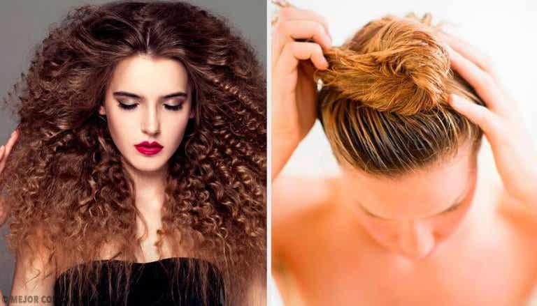 5 ihanaa hiustyyliä kiharille hiuksille