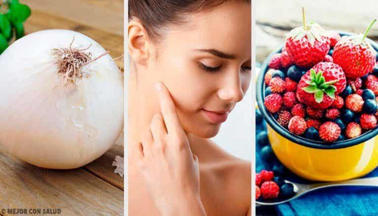 8 eniten kollageenia iholle antavaa ruokaa