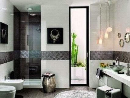 tehokasta siivoustapaa: kylpyhuone