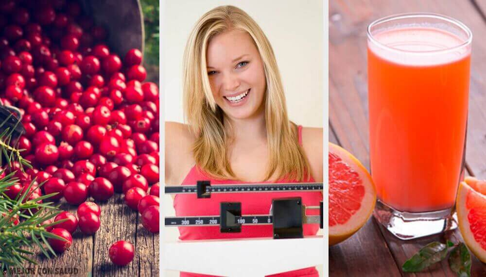 6 painonpudotuksessa auttavaa hedelmää