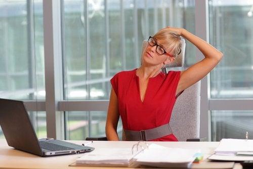 niskakipua voi lievittää työpaikalla