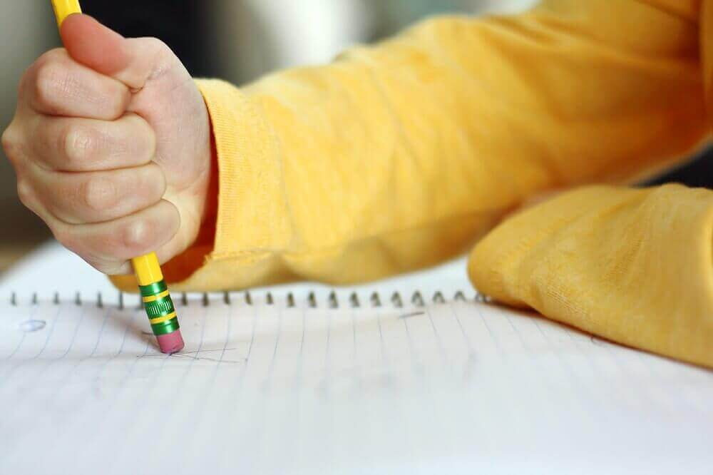 Onko lapsellasi oppimisvaikeuksia?